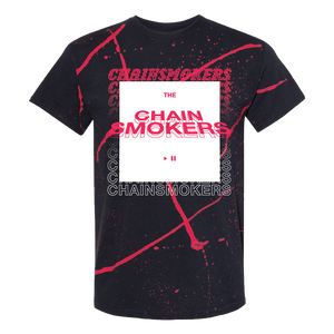 The Chainsmokers Block Tee