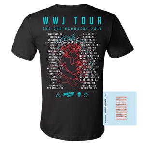 World War Joy Triad Tour Tee + Digital Album