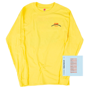 Neon Lambo Long Sleeve Tee + Digital Album
