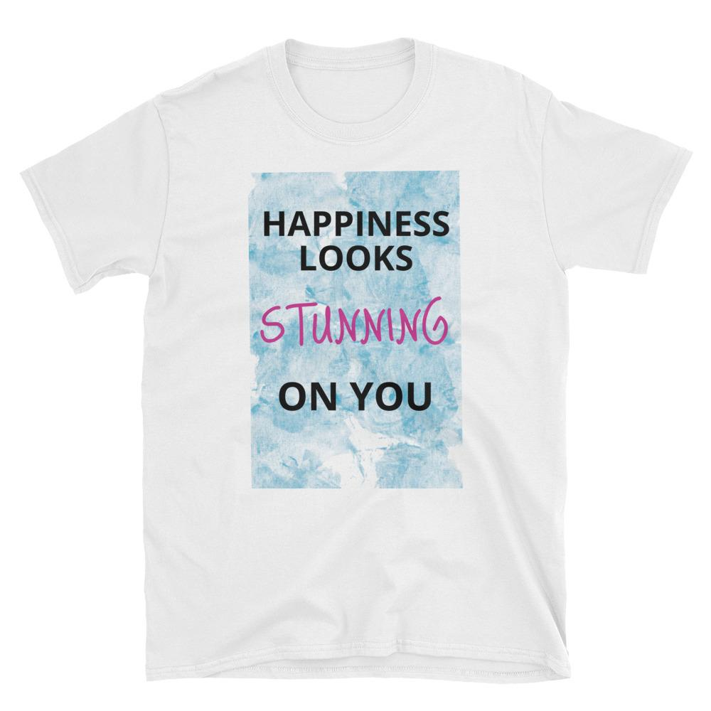 A Tee For the Beauty of Happiness