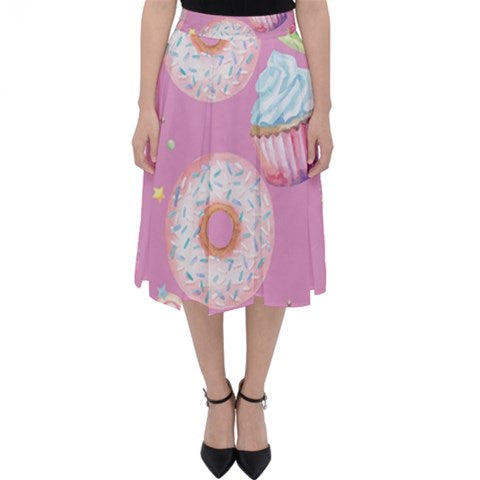 Donut Heaven Midi Skirt *Limited Edition*