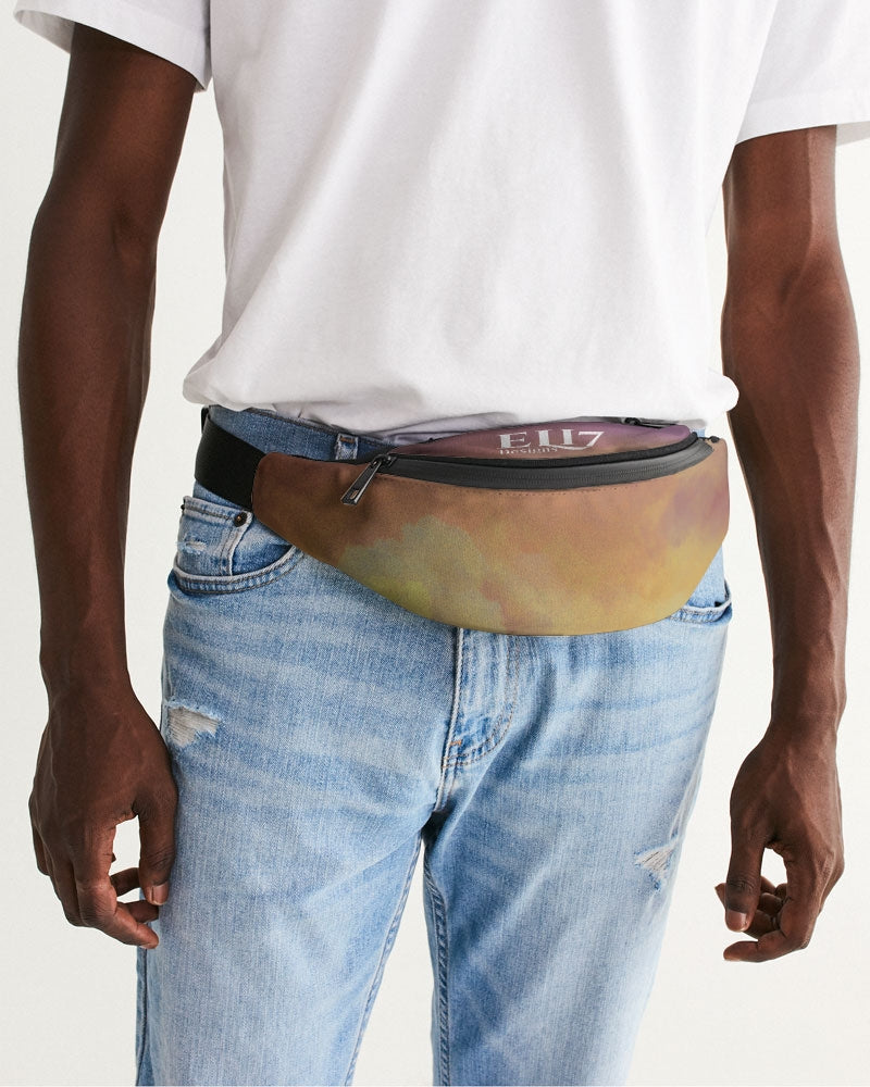 The Sunset Clouds Fanny Pack