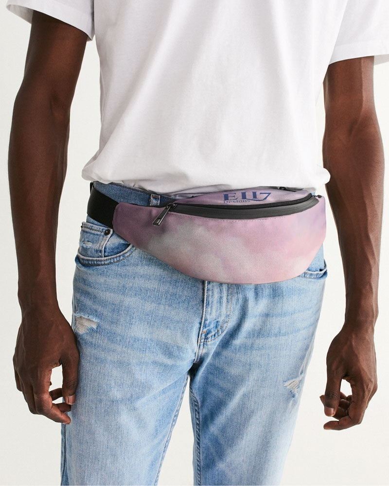Pastel Clouds Fanny Pack