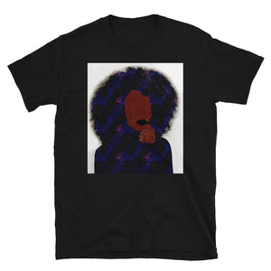 Black Woman Magic Unisex T-Shirt