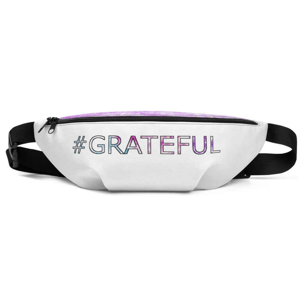 #Grateful Fanny Pack
