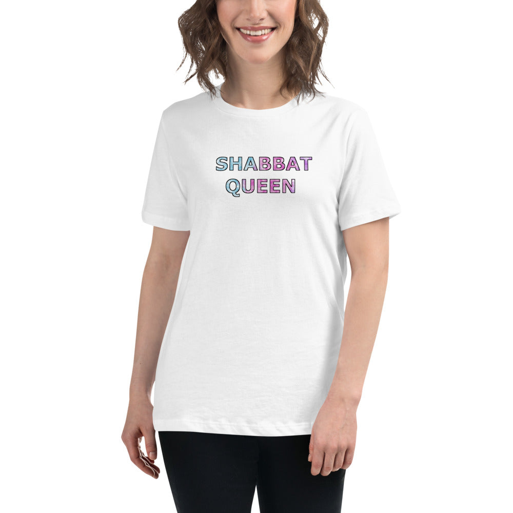 Shabbat Queen Women's Tee