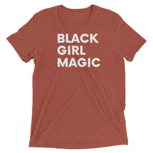 Load image into Gallery viewer, Black Girl Magic Triblend Lightweight Unisex T-Shirt