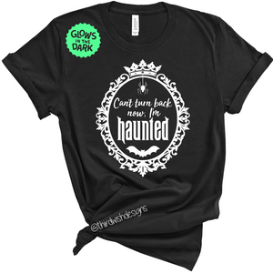 Haunted - Screen Printed