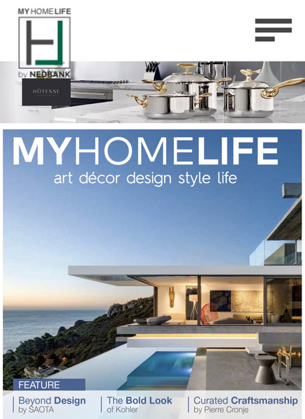 Hotesse on Nedbank's MyHomeLife shopping platform.