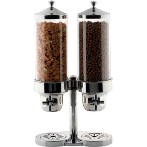 DOUBLE CEREAL DISPENSER 7.4LT
