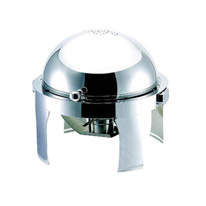 ROUND ROLLTOP CHAFER 330mm CONTEMPORARY DESIGN INFINITI
