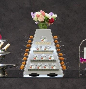 CANAPE / HORS D'OEVRE / AMUSE-BOUCHE PYRAMID