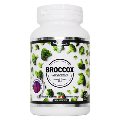 [PNC] Broccox Super Food Broccoli Sulphoraphane - Health Care Supplement