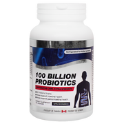 Probiotics 100 Billion - 45 Capsules - PNC Pure Natures Canada