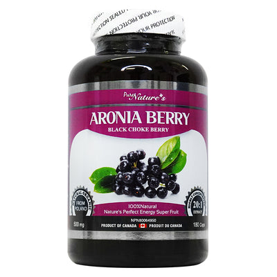 [PNC] Super Food X20 High-enriched Polish Aronia Berry - Healthcare Supplement - 180 Caps