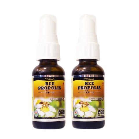 Bee Propolis Spray (2 Bottles)