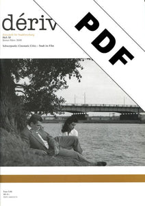 Cinematic Cities – Stadt im Film (PDF) /  Heft 30 (1/2008)