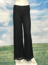 Wide Legs Lace Pants with Linings - americanfashion2