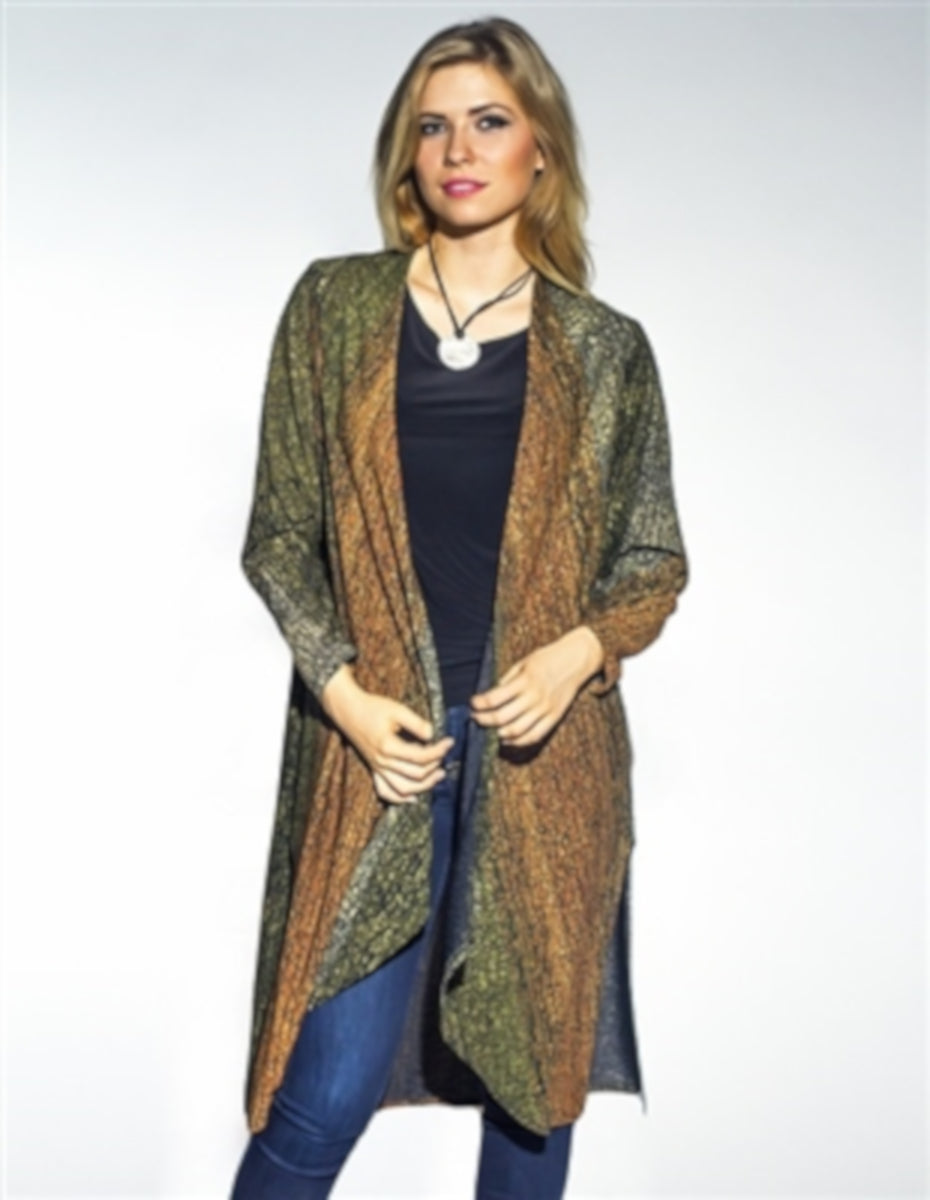 Long Duster Cardigan - americanfashion2