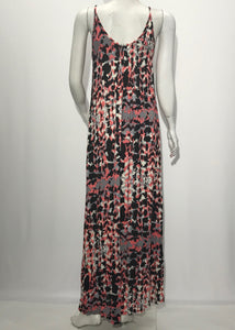 Sleeveless Casual Maxi Dress - americanfashion2