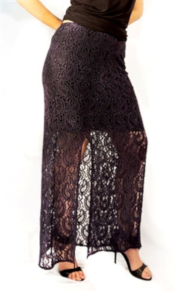 High Waisted Lace Skirts - americanfashion2