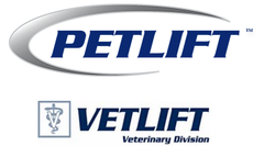 Petlift and vetline logo