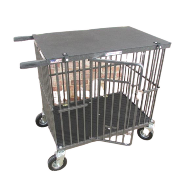 Best in Show 1 Berth Trolley Extra Wide Dog Show Trolley-Trolley-Pet's Choice Supply