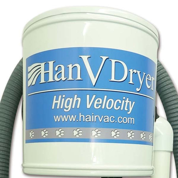 Hanvey Dryer - Variable Speed Dog Grooming Dryer-Dog Grooming Dryer-Pet's Choice Supply