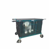 Best in Show 2 Berth Extra Long Dog Show Trolley-Dog Trolley-Pet's Choice Supply