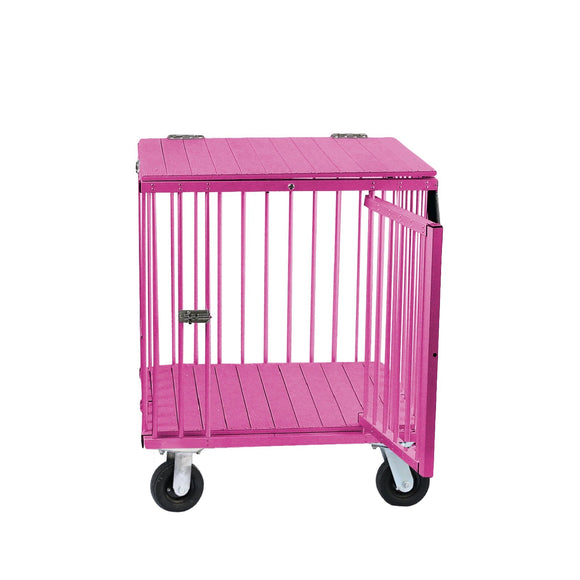 Aeolus KB-511 AAO One Berth Dog Show Trolley-Dog Trolley-Pet's Choice Supply