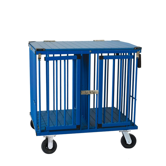 Aeolus KB-511 AAT Large Two Berth Dog Show Trolley-Dog Trolley-Pet's Choice Supply