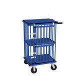 Aeolus KB-514 Mini Two Berth Dog Show Aluminum Portable Trolley-Dog Trolley-Pet's Choice Supply