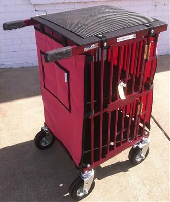 Best in Show Mini Double Decker Dog Show Trolley-Dog Trolley-Pet's Choice Supply