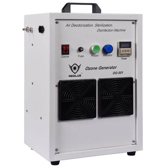Aeolus Ozone Generator - Environment Sterilizer for Grooming-Anti-Microbial Appliances-Pet's Choice Supply