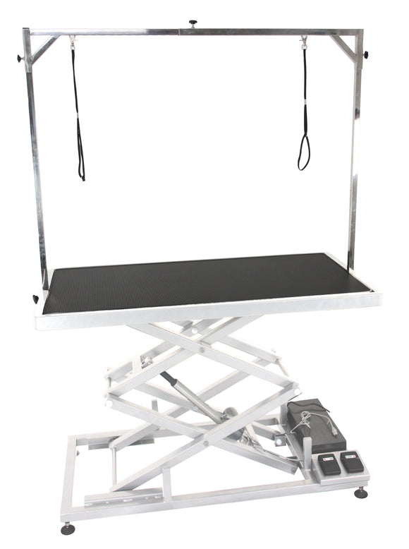 Aeolus FT-899 Accordion Electric Lift Grooming Table-Grooming Table-Pet's Choice Supply