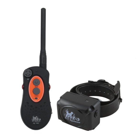 D.T. Systems H2O 1820 Plus 1 Mile Remote Trainer W/ Vibration-Dog Training Collars-Pet's Choice Supply