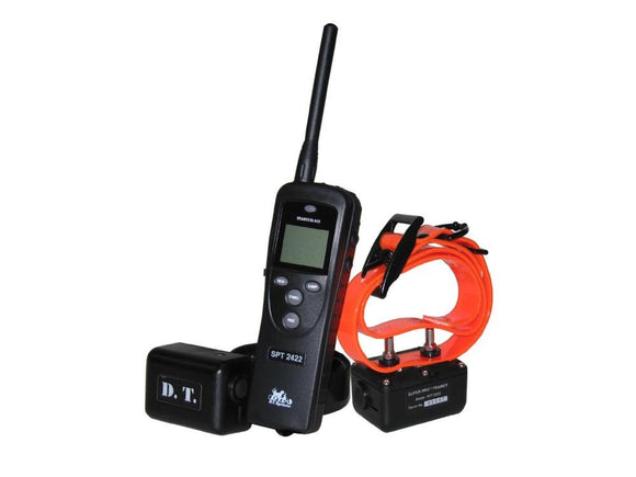 D.T Systems Super Pro e-Lite 3.2 Mile Trainer SPT-2422-Dog Training Collars-Pet's Choice Supply