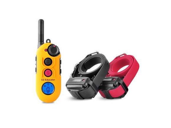 Educator EZ-902 1/2 mile Remote Two Dog Training Collar by E-Collar-Dog Training Collars-Pet's Choice Supply