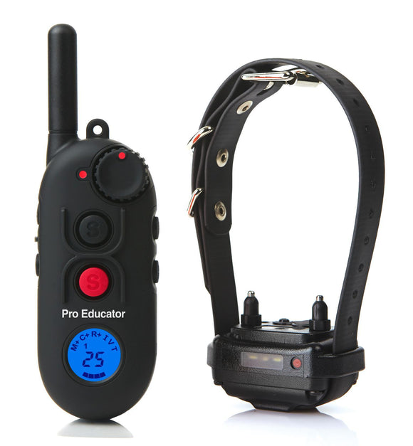 Educator PE-900 1/2 mile Pro Remote Dog Training Collar by E-Collar-Dog Training Collars-Pet's Choice Supply
