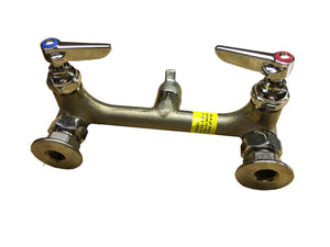 "Groomer's Best Faucet (Union Brass 8"")-Grooming Tub Parts-Pet's Choice Supply"
