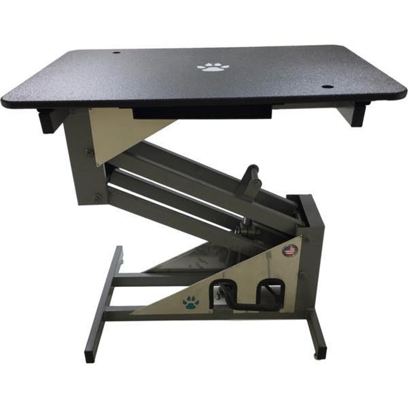 Groomer's Best Hydraulic Grooming Table with Foot Pump-Grooming Table Parts-Pet's Choice Supply
