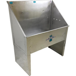 Groomer's Best Stainless Steel Standard Dog Grooming Bath Tub-Grooming Tub-Pet's Choice Supply