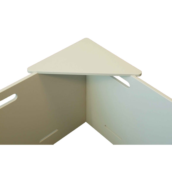 Magnabox Seat / Work Shelf for Whelping Box by Lakeside Products-Whelping Box-Pet's Choice Supply