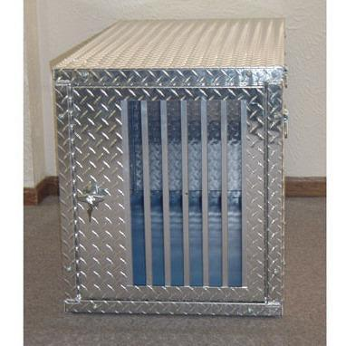 Owens K9 Transport Aluminum Dog Box Crate-Dog Box-Pet's Choice Supply