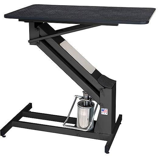 PetLift MasterLift Hydraulic Dog Grooming Table-Grooming Table-Pet's Choice Supply