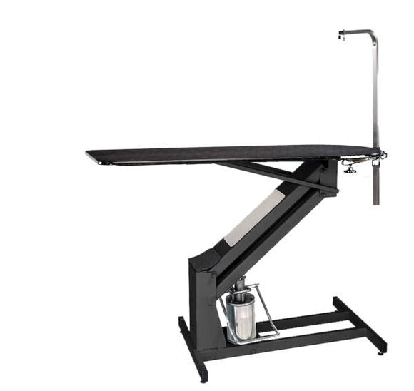 PetLift MasterLift Hydraulic Dog Grooming Table with Rotating Post-Grooming Table-Pet's Choice Supply