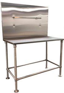 PetLift Stainless Steel Drying Table w/ Optional Integrated K9 II Dog Grooming Dryer-Grooming Table-Pet's Choice Supply