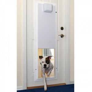 PlexiDor Performance Automatic Electronic Door Mount Cat / Dog Door-Pet Door-Pet's Choice Supply