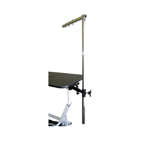 "Ultra Lift Swing Arm w/ Lock Assembly H.D. 1"" x 48""-Grooming Table Parts-Pet's Choice Supply"
