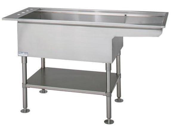 VetLine Economy Bi-Level Wet Table-Veterinary Wet Table-Pet's Choice Supply